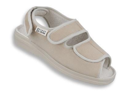 676D004 36 - Dr. ORTO - dámský sandál béžový