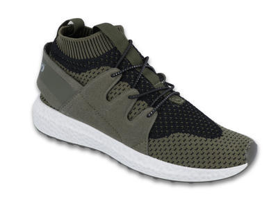516Y028 33 - botasky SPORT COLLECTION khaki