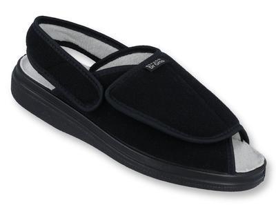 983M004 42 - Dr. ORTO - pánský sandál černý