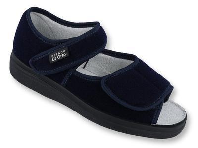 989M002 42 - Dr. ORTO - pánský sandál, pevná pata