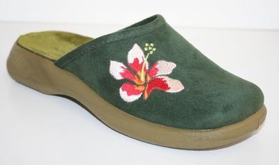 019D075 36 - OLIVIA ZŠ - zelená, květ