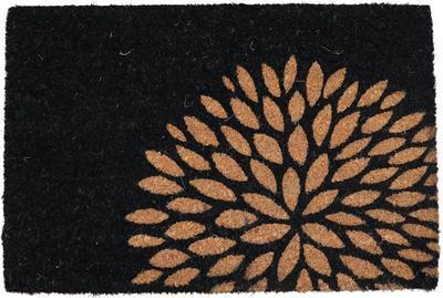 KOKOSOVÁ ROHOŽKA, 40 x 60 cm, vzor 4 - KVĚTINA