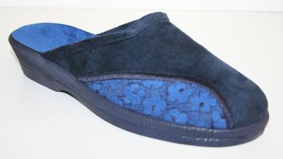 329D022 37 - ANIA ZŠ, tm.modrá, modré květy