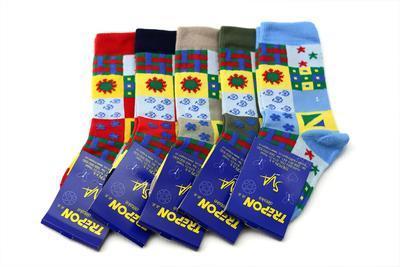 XILÍK (TREPON) dětské ponožky, vel. 13-15 (19-23)