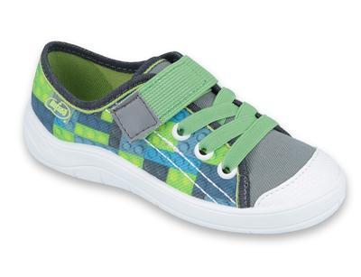 251X148 25 - chlapecké tenisky 1SZ zelené
