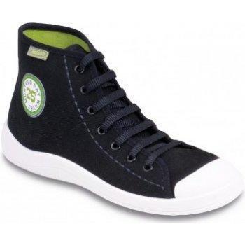 892Q081 37 - chlap. kotníkové boty Befado, černé