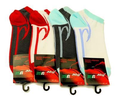 163N - kotníkové ponožky, 24-25 (37-38)
