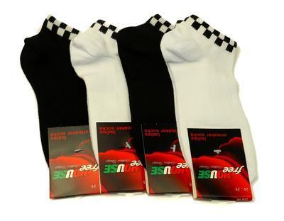 103N - dámské kotníkové ponožky, 24-25 (37-38)