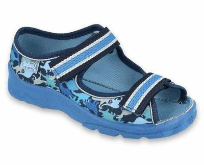 969X151 25 - chlapecké sandálky Befado, dinosauři
