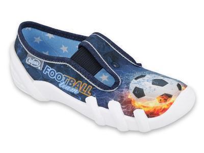 290X206 25 - chlapecké bačkorky Befado FOOTBALL