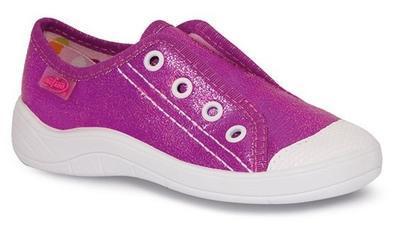 107X096 25 - dívčí tenisky BEFADO, fialové