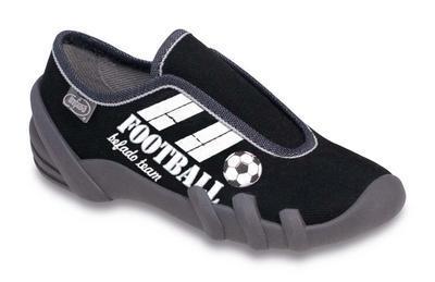 269X001 26 - chlapecké botičky na gumu, football