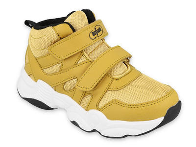 516X051 27 - tenisky BEFADO SPORT COLLECTION žluté