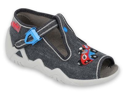 217P106 18 - chlapecké sandálky Befado, formule
