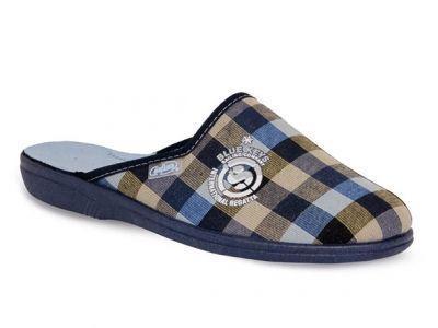 707Y347 31 - chlapecké pantofle Befado ZŠ, znak