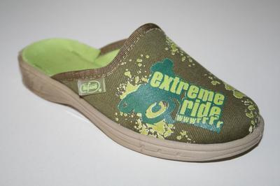 707X218 27 - chlapecké pantofle Befado ZŠ, extreme