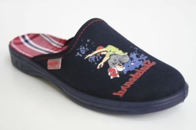 707Y280 31 - chlapecké pantofle Befado ZŠ, skate