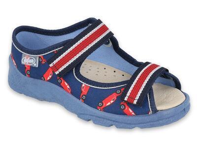 869X149 25 - chlapecké sandálky Befado, kož.stélka