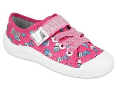 251X167 25 - dívčí tenisky Befado 1SZ růžové
