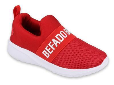 516Y081 30 tenisky BEFADO SPORT COLL QUICK červené