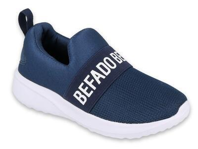 516X082 25 tenisky BEFADO SPORT COLL. QUICK modré