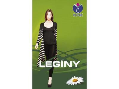LEGÍNY NOVIA - L 01 - ČERNÁ L