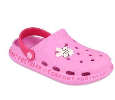 159Y106 30 - dětské pantofle Befado COMFORT růžové