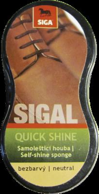 SIGAL - samoleštící MINI HOUBA na obuv