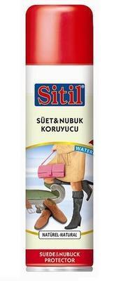 SITIL 022-renovátor na velur,nubuk 200 ml BEZBARVÁ